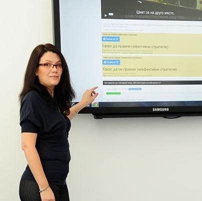 Samsung Smart School (Digital Classroom) in Europe