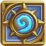أيقونة لعبة Hearthstone Heroes of Warcraft في حزمة ألعاب Galaxy