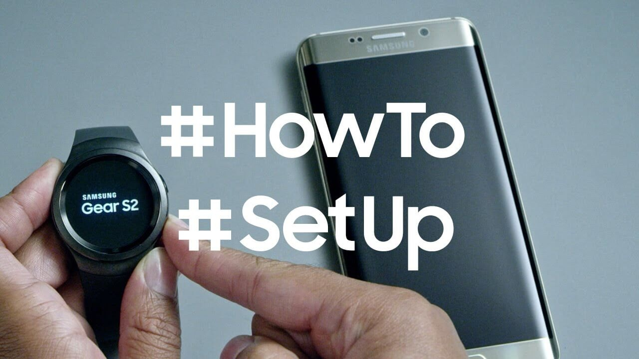 How to set up the Samsung Gear S2
