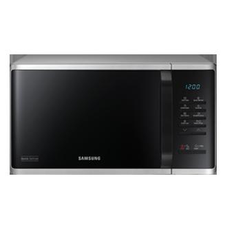 Samsung MS 23K3513 AS/EO Mikrohullámú sütő, 23 liter, 800 W, ezüst