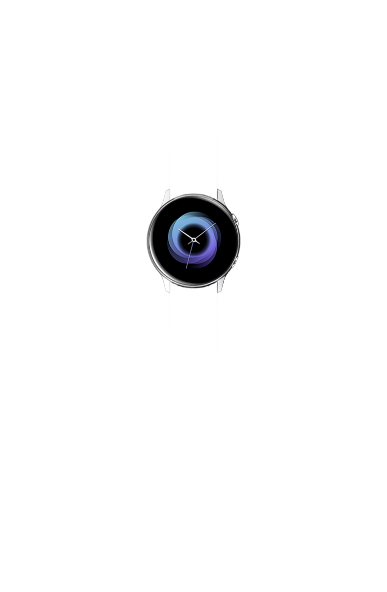 Wybierz swój kolor paska do smartwatcha Galaxy Watch Active