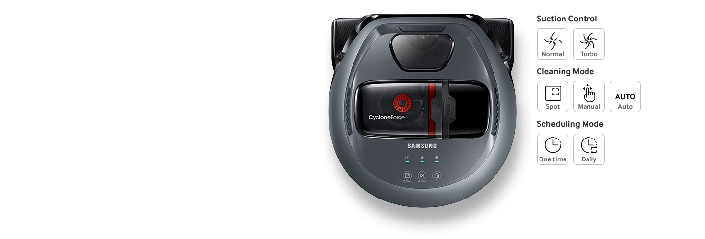 Vacuum Cleaner Cyclone Force Powerbot Samsung