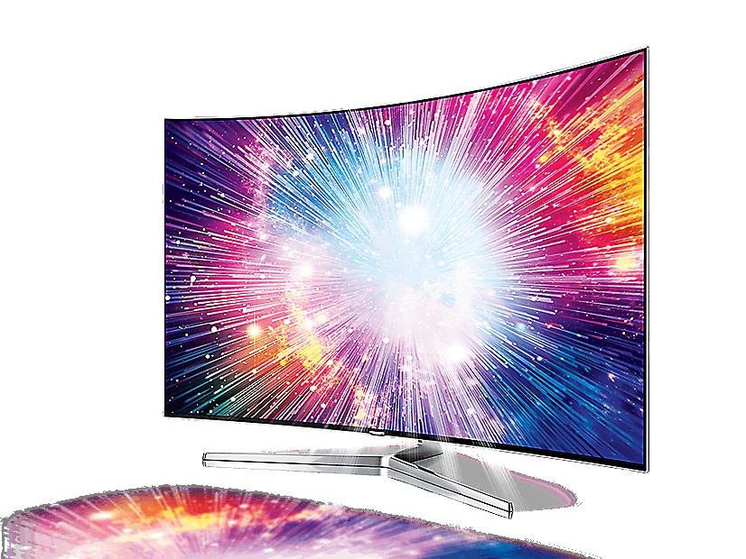 SUHD TV พร้อมด้วย Quantum Dot Display
